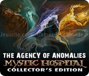 The agency of anomalies: mystic hospital collectors edition