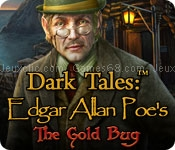 Dark tales: edgar allan poes the gold bug