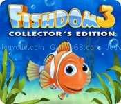 Fishdom 3 collectors edition