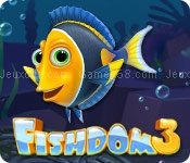 Look after and feed fun 3D fish and watch them play and interact with each other as you complete exciting match-3 levels to earn money for decorating your aquarium!