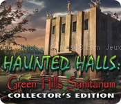 Haunted halls: green hills sanitarium collectors edition