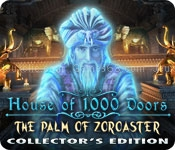 House of 1000 doors: the palm of zoroaster collectors edition