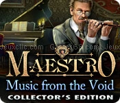 Maestro: music from the void collectors edition