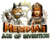 Experience the wonder of discovery as you rebuild a crumbling kingdom in Meridian: Age of Invention, an innovative time and resource management game!