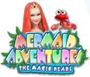 Mermaid adventures: the magic pearl