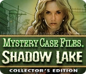 Mystery case files®: shadow lake collectors edition