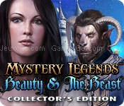 Mystery legends: beauty and the beast collectors edition