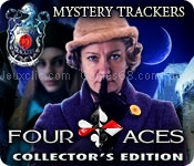 Mystery trackers: four aces collectors edition