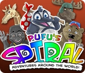 Pufus spiral: adventures around the world