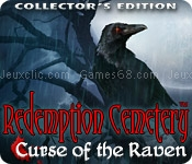 Redemption cemetery: curse of the raven collectors edition