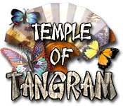 Temple of tangram