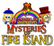 Wonderland adventures: mysteries of fire island