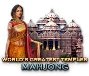 Worlds greatest temples mahjong