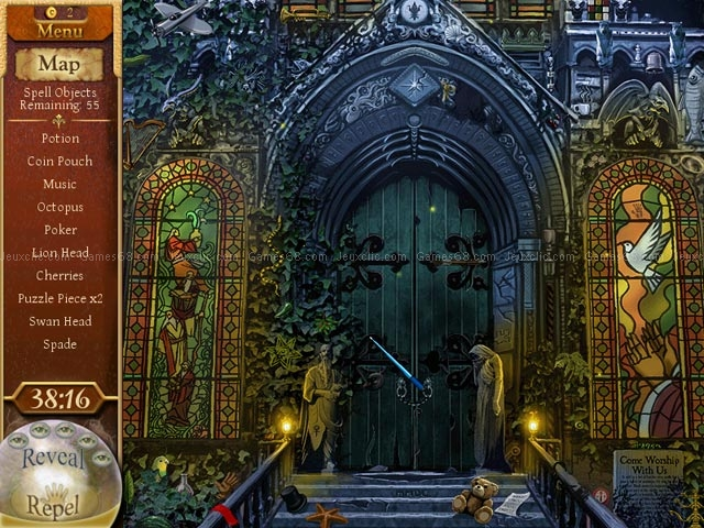 Заколдованный город ключ к игре записки волшебника. . Заколдованный город