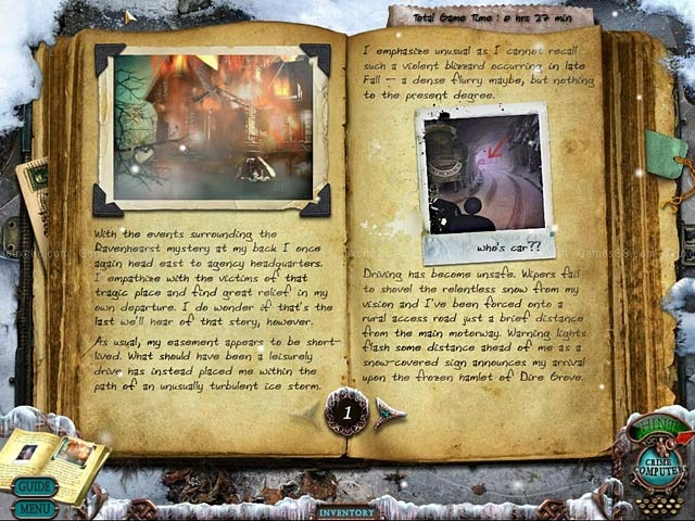 Mystery case files®: dire grove collectors edition
